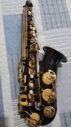 Saxofone Halk alto mib Eb preto