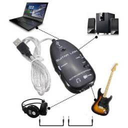 Guitar link usb interface