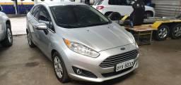 New Fiesta Sedan PowerShift 2014