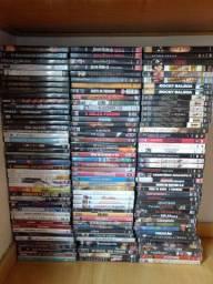 Coleção de DVD a venda