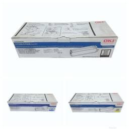 Lote com 3 Toner Okidata C9300 Original Novo
