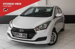 Hyundai HB20 1.6 Automático 2017