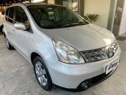 Nissan Livina SL 1.6 Mec. - Espaço e conveniência