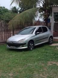 Peugeot/206 14 presen fx (ano 2007,2007)