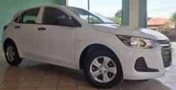 Chevrolet Onix Hatch 1.0 2020 na Horizonte Veículos