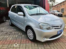 Toyota Etios 1.3 Xs Completo Baixa Km Bom para Aplicativo