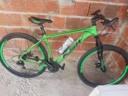 Bicicleta KWS esportiva