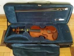 Violino Eagle com Arco e Maleta - ¾