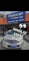 HONDA CITY 2012 TOP BANCO DE COURO 1.5 IMPERDIVEL 82 MIL KM