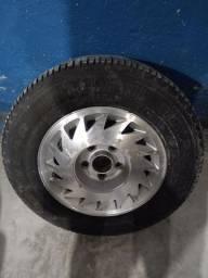 Rodas sem o pneu