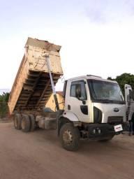 Ford Cargo 3132 6x4 Basculante