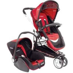 Carrinho de Bebê Kiddo Compass II  -  Bebê Conforto Kiddo Casulo