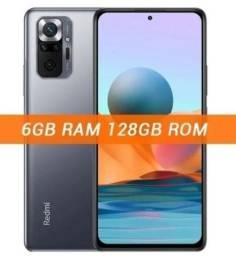 LANÇAMENTO XIAOMI REDMI Note 10 Pro 6GB/128GB Global