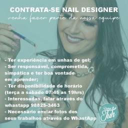 Contrata-se Nail Designer