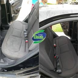 Higienização Profunda e Detalhada em Veículos