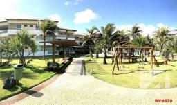 AP 1835- Apartamento 3 suítes 125 M² perto da praia no Porto das Dunas