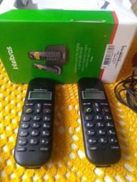 Telefone sem fio + ramal TS 3112