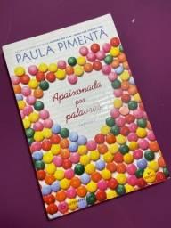 Título do anúncio: Livro Apaixonada por Palavras