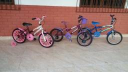 Bicicletas aro 16