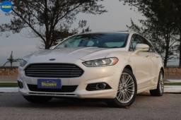 Título do anúncio: Ford Fusion 2.0 Titanium Awd Eco Gtdi Ano 2016 *Top de Linha