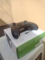 Controle Sem Fio Xbox Series + Cabo USB