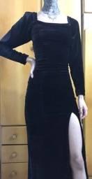 Título do anúncio: Vestido cauda de sereia