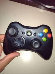 Controle Xbox original semi novo