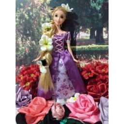 Título do anúncio: Boneca Rapunzel Enrolados da Mattel