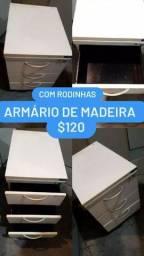 Título do anúncio: Armário de Madeira