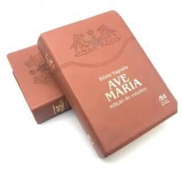 Bíblia de Estudos Editora Ave Maria