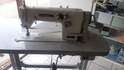 Máquina de costura Industrial dupla reta