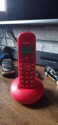Telefone sem fio DECOR Panasonic