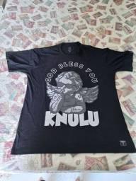 Título do anúncio: Camiseta original Knulu