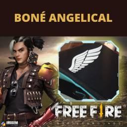 Boné  Jogo Free Fire