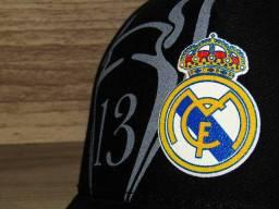 Boné Real Madrid - Padrão original