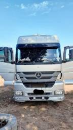 MB Axor 2644 6x4 2013 eng Carreta Randon 2011/2012.