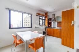 Apartamento para alugar com 1 dormitórios em Bigorrilho, Curitiba cod:4435