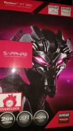 Placa de vídeo Radeon R7 360