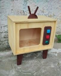 Toca Casinha para gato TV