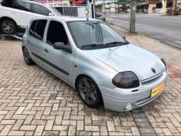 Clio Rl 1.0 Rebaixado!!!
