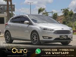 Ford Focus Titanium Plus 2.0  Flex 5p Aut. *Uma máquina Incrível* Oportunidade Única