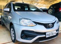 TOYOTA ETIOS 2018/2019 1.3 X 16V FLEX 4P MANUAL