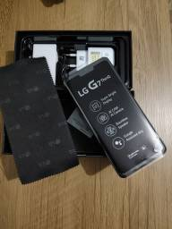 Título do anúncio: LG G7 Thinq 64Gb Snap 845 Novo