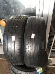 Pneus meia vida 185 65 15 Bridgestone