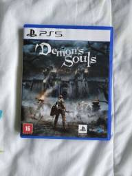 Título do anúncio: Jogo ps5 Demon Souls