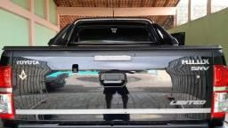 HILUX limited 3.0 4x4 turbo diesel