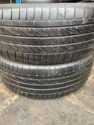 Título do anúncio: 2 pneus 255 50 20 top apenas 350$ cada