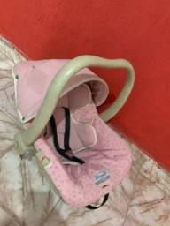 Título do anúncio: Bebê conforto burigotto rosa