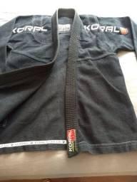 Kimono jiu jitsu koral a1