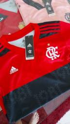 Blusa no Flamengo Feminina P